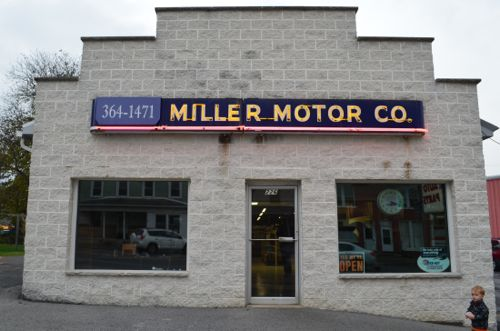 Miller Motor Day 3 Of 12 Days Of Christmas Penns Valley